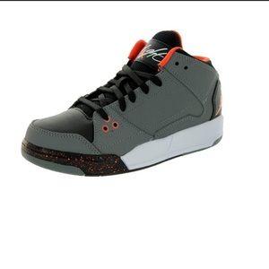 Boys Jordan Sneakers. Size 2.5Y